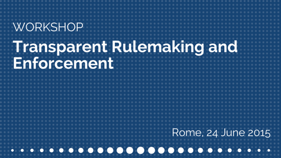 Transparent-rulemaking-and-enforcement